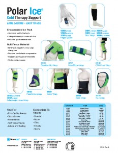 foot/ankle wrap brochure